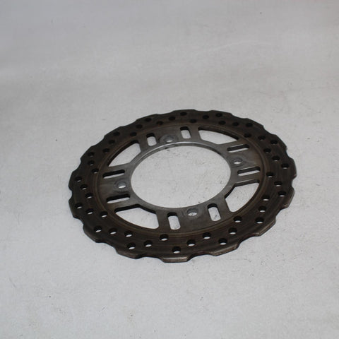 Kawasaki Ninja 1000 Zx14 Zx14r Z1000 Rear Rotor Back Brake Disc 41080-0089