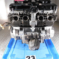 1983 Yamaha Xj550 Engine Top End Cylinder Head