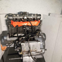 77-79 Suzuki Gs750 Engine Motor