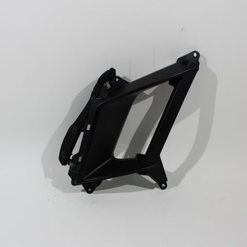13-15 Kawasaki Ninja 650 Black Right Mid fairing fin.