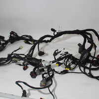 10-12 Ducati Multistrada 1200 S Main Engine Wiring Harness Motor Wire Loom