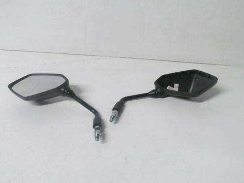 11-16 Kawasaki Versys 650 Right Side Rear View Mirror 56001-0195