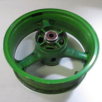 00-02 Kawasaki Ninja Zx6r Rear Wheel Back Rim W Tire