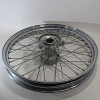 1985 1986 Honda Rebel 250 Front Wheel Rim 44601-kr3-000