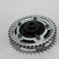06-09 Suzuki Gsxr600 Rear Back Sprocket 64511-35f50 64610-44g00