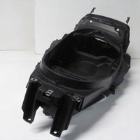 09-10 Piaggio Mp3 400 Oem Under Seat Storage Box Luggage Trunk Compartment