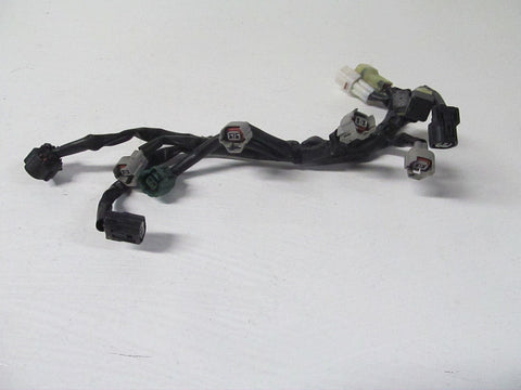 09-17 Yamaha Fz6r Starter Motor Cable Wire Lead