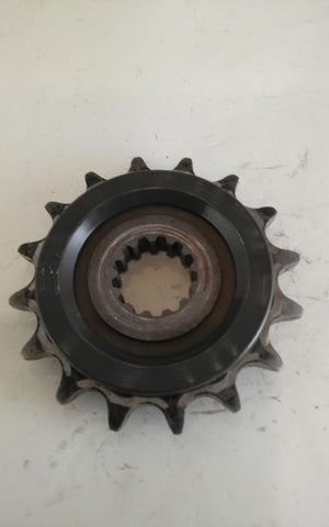 Yamaha 06-16 YZFR6 Yzf R6 2006 R6s Front Sprocket 2c0-17460-00-00