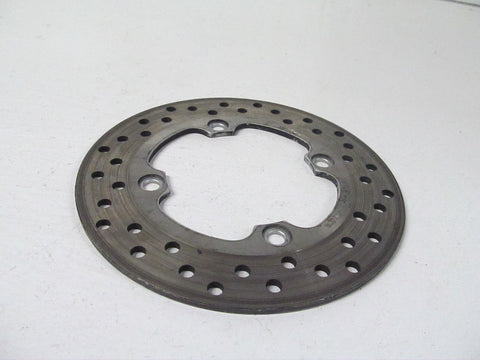 11-13 Honda Cbr250r Rear Rotor Back Brake Disc