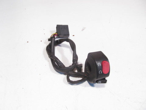 Triumph Sprint RS 2000 00 Star/Stop Switch / Right Handle Bar Switch 85754
