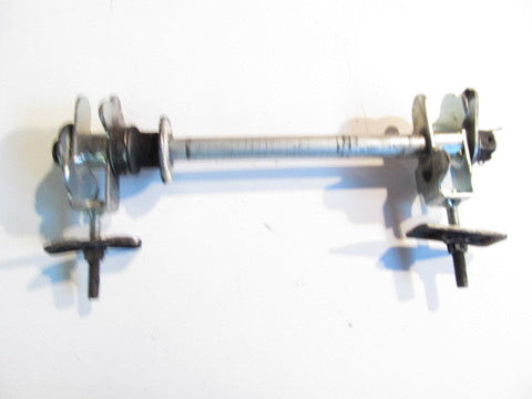 Suzuki GS500 GS 500 1989-2008 Rear Axle w Spacers & Adjusters 129679