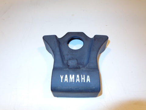 Yamaha XJ550 Maxim 550 1983 83 Ignition Switch Cover 125074