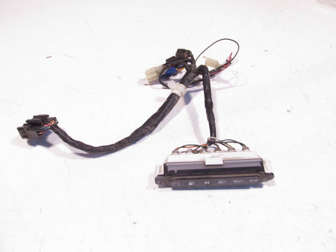 Triumph Sprint 955 2001 Indicator Lights Gauge 45730