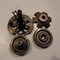 Vento Phantom R4I Scooter 150 2004 04 Motor / Engine Gears  90655