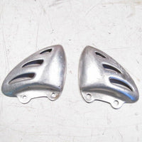 Triumph T595 Daytona 595 1998 98 Foot Peg Guards 120643