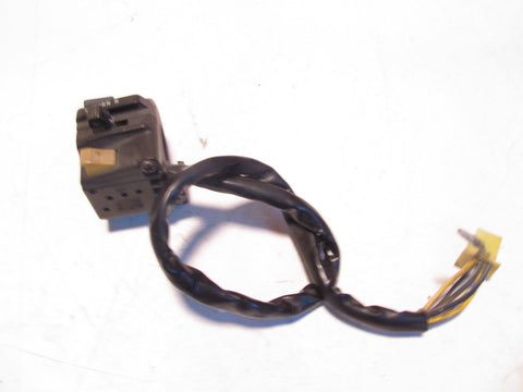 Suzuki GS500 GS 500 1989-1997 Headlight Switch /Left Bar (Blinker) Switch 110988