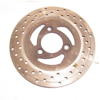 Kymco People 50 Scooter 2003 Rear Brake Rotor 110913
