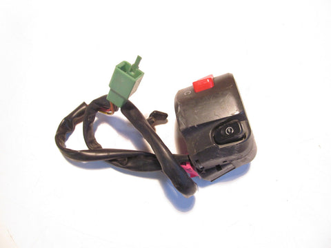 Kawasaki EX250 Ninja 250 2000-2007 Start/Stop Switch / Right Bar Switch  92590