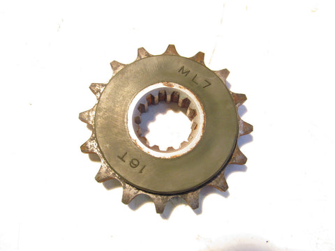 Honda VTR1000 Super Hawk 2000 Front Sprocket 21610