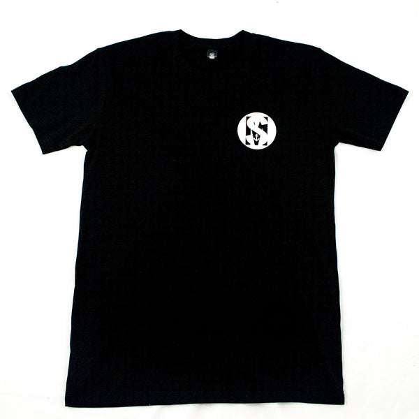 Black SAILORMADE soft cotton short sleeve t shirt