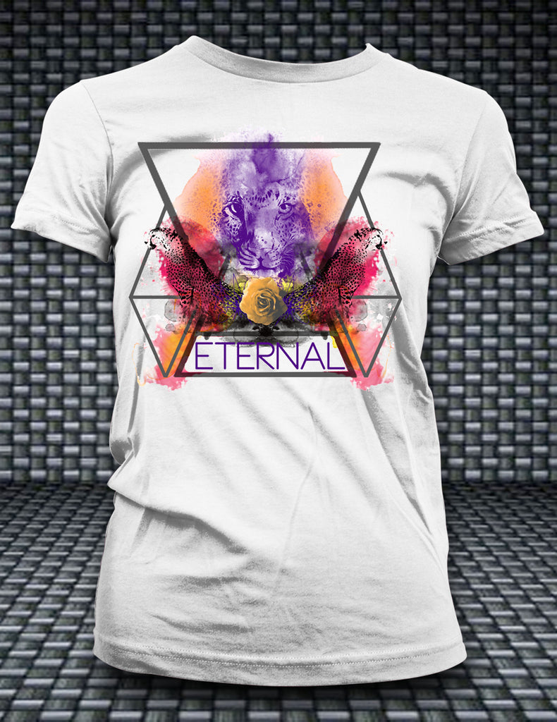 Eternal Cheetah Women's Shirt