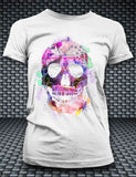 PEACE SKULL Women's Shirt