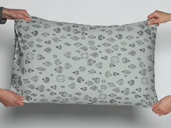 Diamonds Pillowcase Set