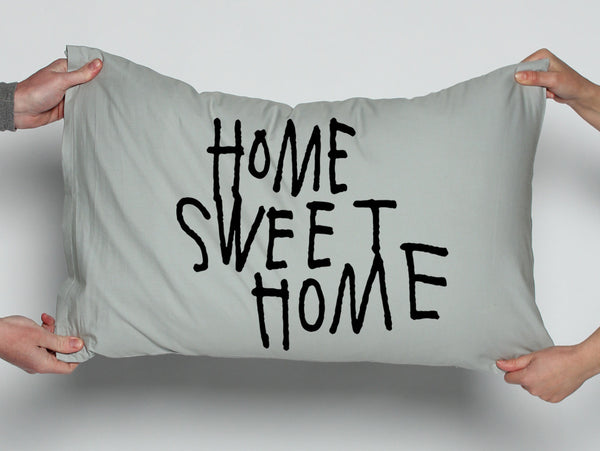 Home Sweet Home Pillowcase Set
