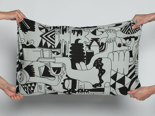 Mike Perry Pillowcase Set