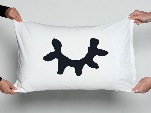 Sleepy Eyes Pillowcase Set