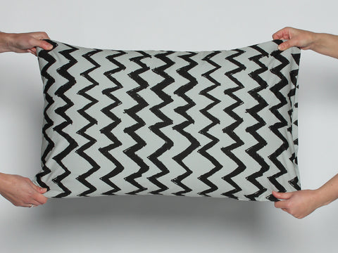 Zig Zag Pillowcase Set