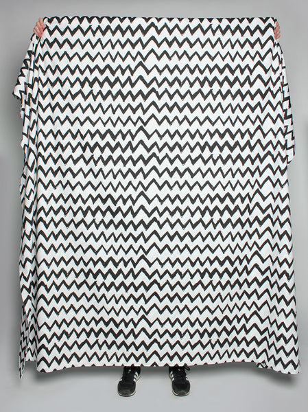 Zig Zag Quilt Cover