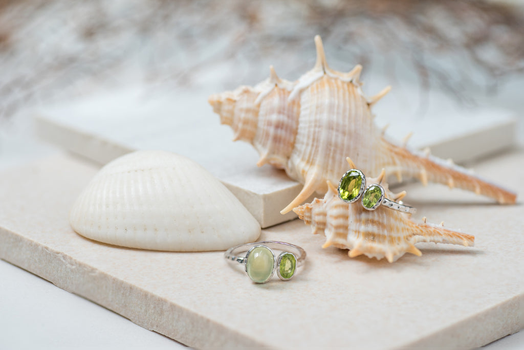 Choo Yilin Jade Jewellery Singapore Designer Spring Paradise Capsule Collection