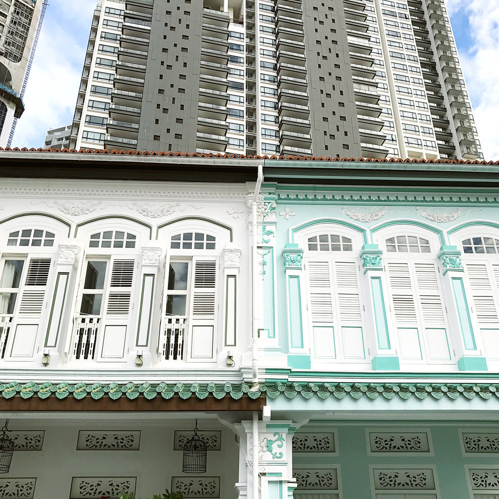 Choo Yilin Jade Jewellery Singapore Places To See Peranakan Tiles