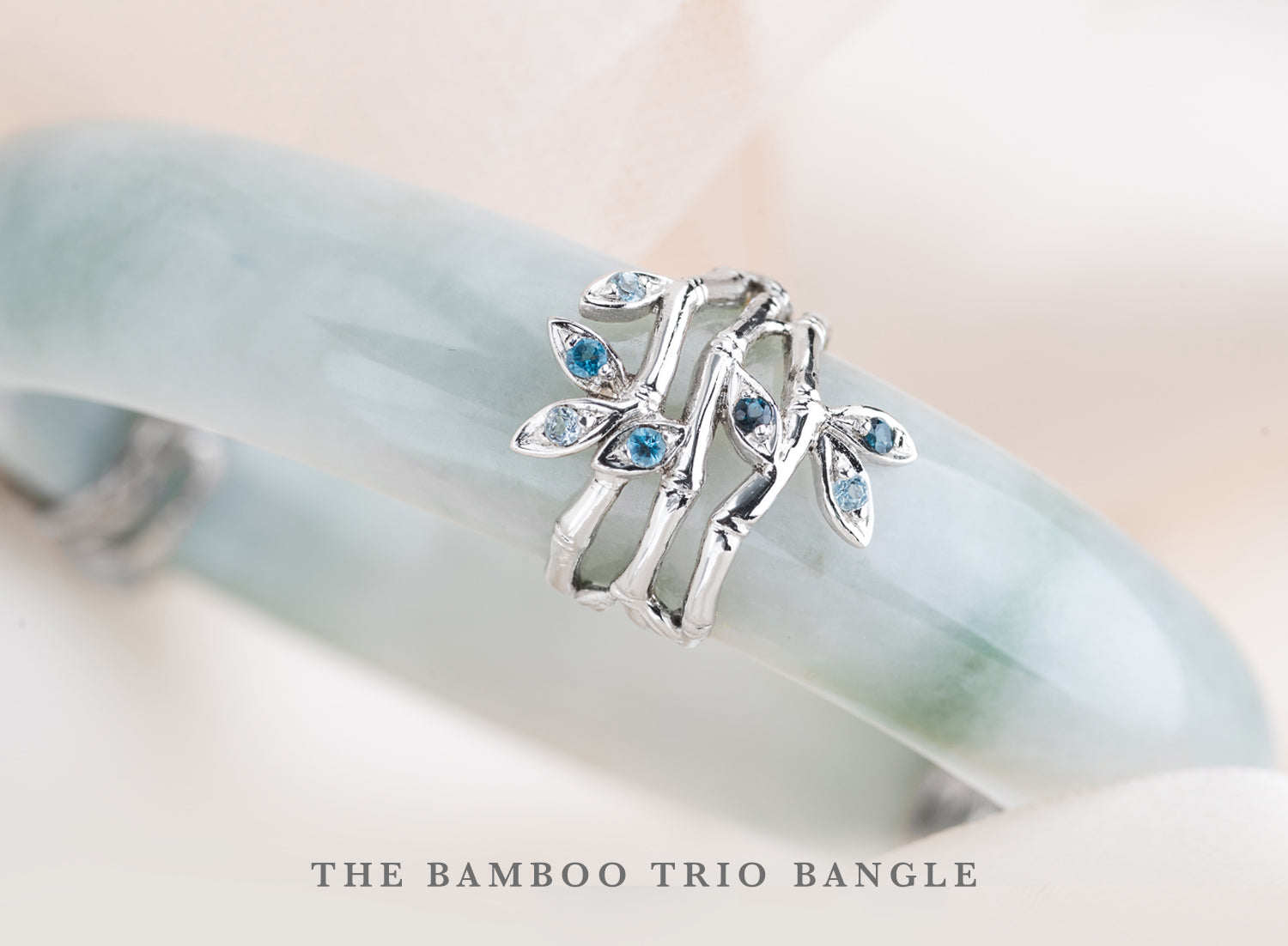 Bamboo Trio Bangle