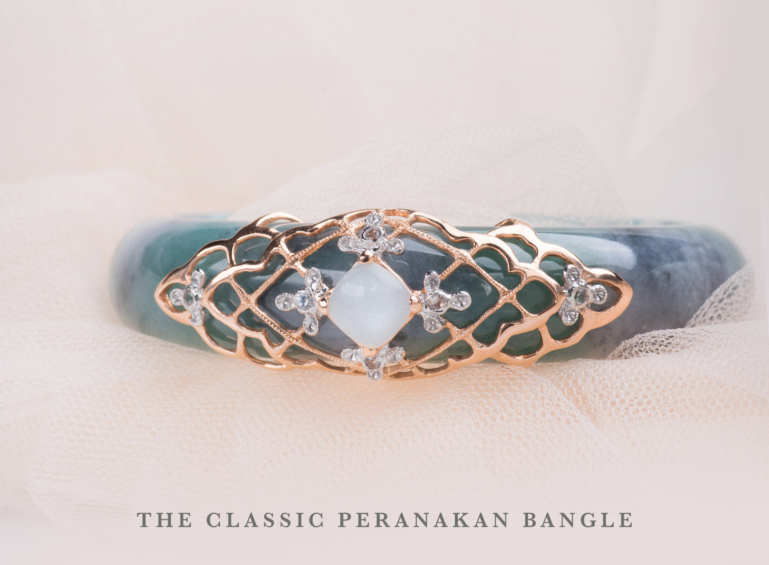 Classic Peranakan Bangle