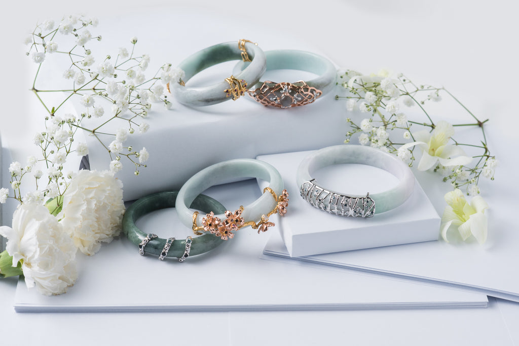 Collection-of-Jade-Bangles