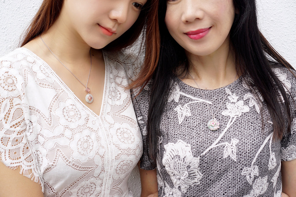 Choo Yilin Jade Jewellery Singapore Designer Traditional Love Story Mother Daughter Christmas Gifting Guide