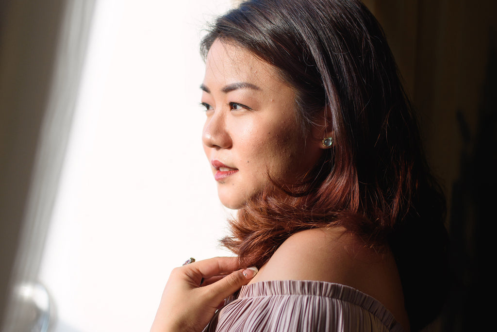 Choo Yilin Jade Jewellery Singapore Local Designer Heritage Label Empower Women International Day