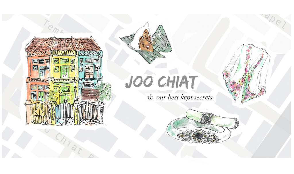 Choo Yilin Jade Jewellery Singapore Local Designer Heritage Label Joo Chiat Katong Guide Food Shopping Tourist