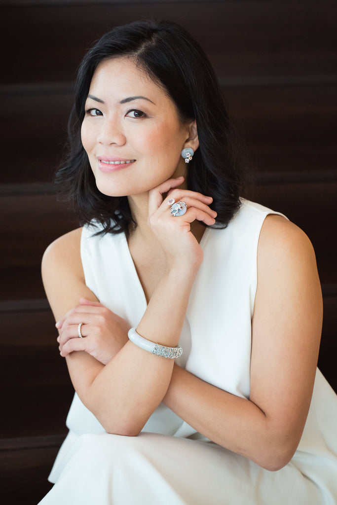 Choo Yilin Jade Jewelry Singapore Local Designer Jade Kua Women Note High Net Worth Doctor