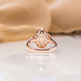 Warisan Rose Ring (Exclusively in 18KT)