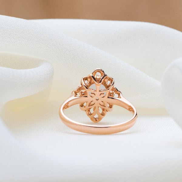 Warisan Majesty Ring (Exclusively in 18KT)