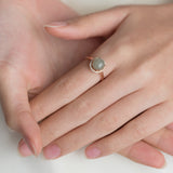 Warisan Luna Ring (Exclusively in 18KT)