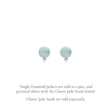 Single Diamond Jackets (9KT)