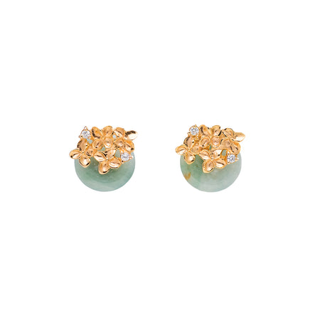 Warisan Spiralis Studs (Exclusively in 18KT)