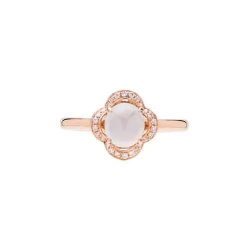 Warisan Rose Ring (Exclusively in 18K)