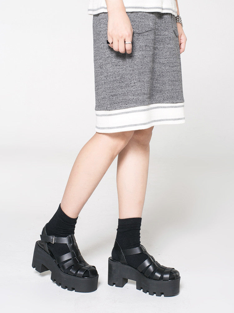 Sporty Space Skirt - daretodreamhk