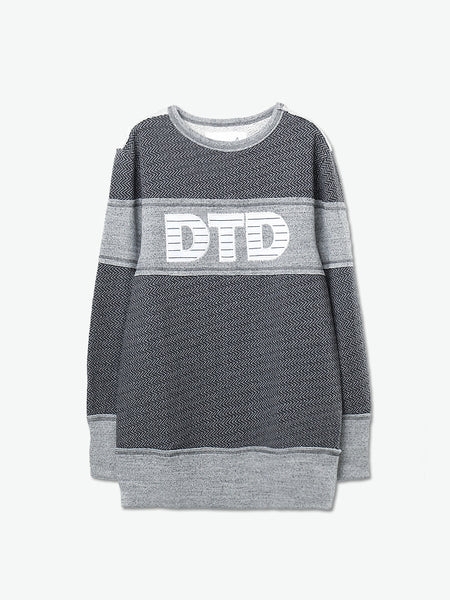 "Dare To Dream ""DTD"" Stitches Jumper - daretodreamhk"