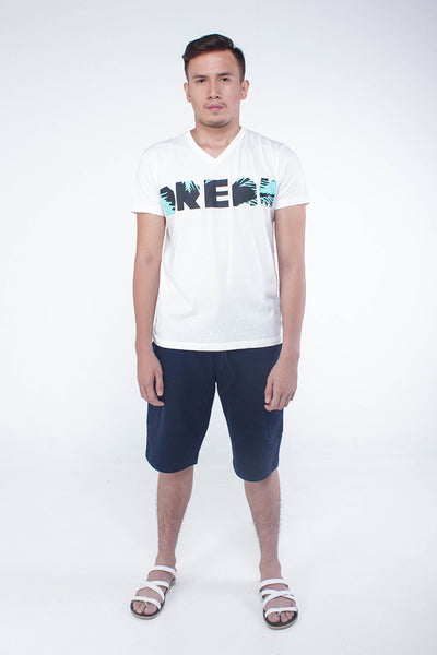 Coconut Dream T-Shirt (White) - daretodreamhk